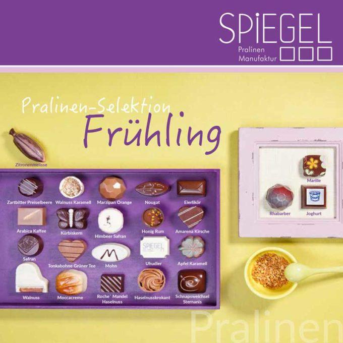 Spiegel Pralinen - Frühlings Sortiment