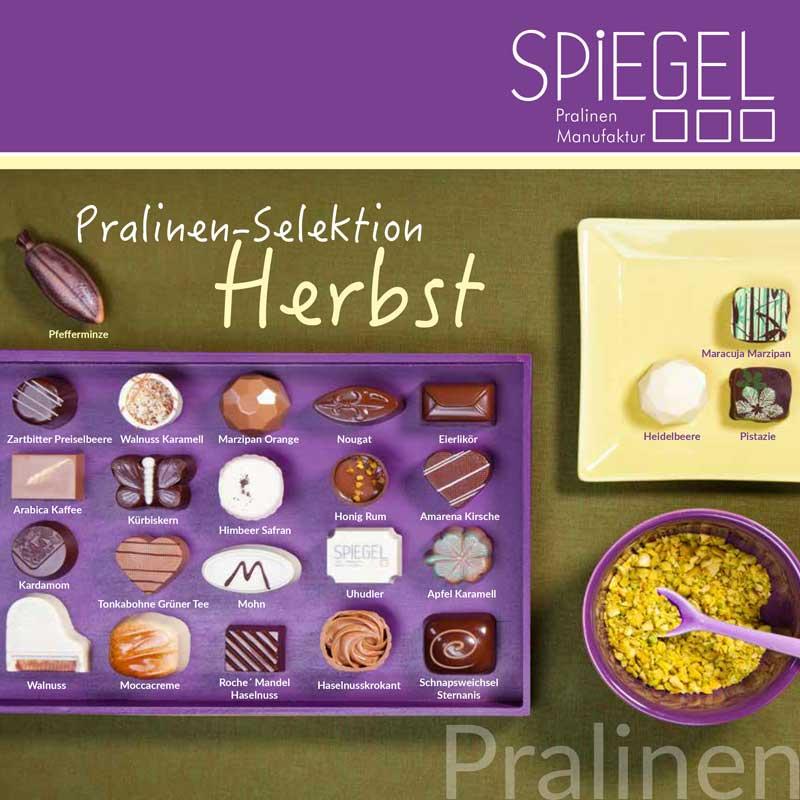 Spiegel Pralinen - Herbst Sortiment