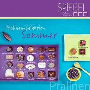 Spiegel Pralinen - Sommer Sortiment