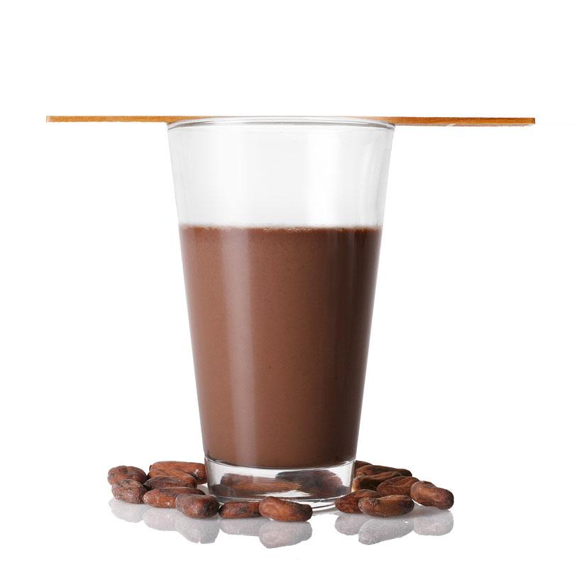 Spiegel Trinkschokolade