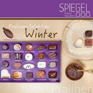 Spiegel Pralinen - Winter Sortiment