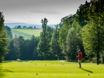 Golf in Bad Tatzmannsdorf, Reiters Reserve