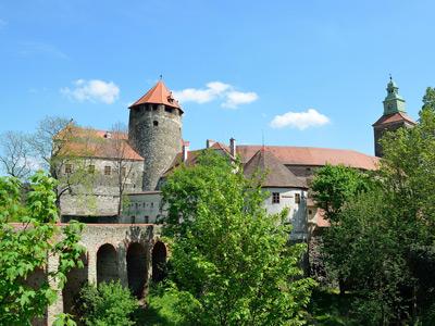 Burg Schlaining, Sehenswürdigkeit in der Region Bad Tatzmannsdorf